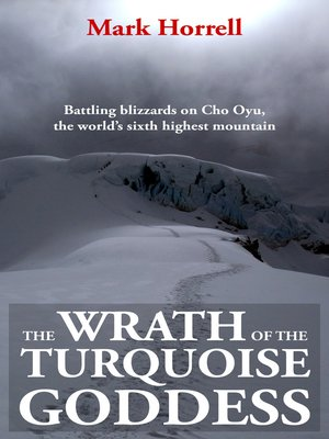 cover image of The Wrath of the Turquoise Goddess