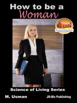 cover image of How to be a Woman