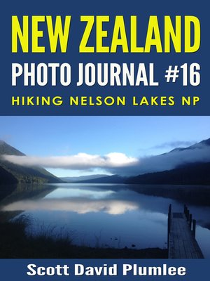 cover image of New Zealand Photo Journal #16