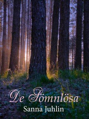 cover image of De Sömnlösa