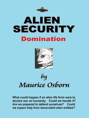 cover image of Alien Security