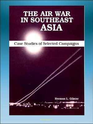 cover image of The Air War in Southeast Asia