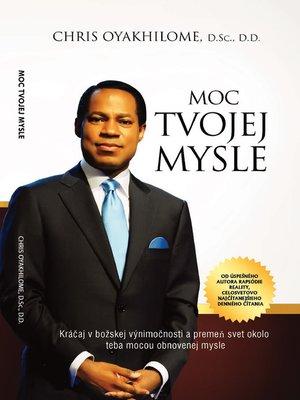 cover image of Moc Tvojej Mysle