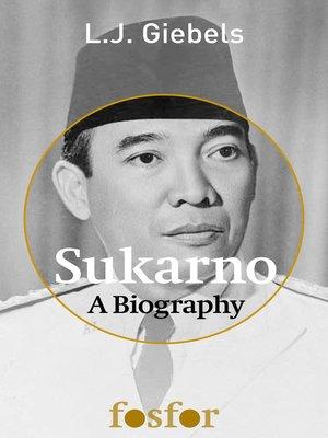 cover image of Sukarno