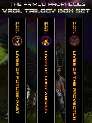 cover image of The Vrol Trilogy Box Set