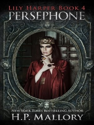 cover image of Persephone