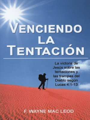 cover image of Venciendo la Tentación