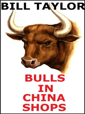 cover image of Bulls In China Shops