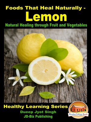 cover image of Foods That Heal Naturally