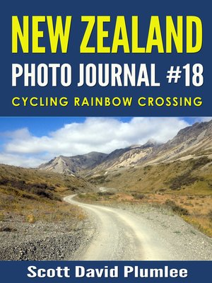 cover image of New Zealand Photo Journal #18