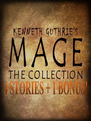 cover image of 4 Mage Stories and 1 Bonus Collection