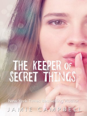 cover image of The Keeper of Secret Things