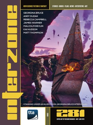 cover image of Interzone #281 (May-June 2019)