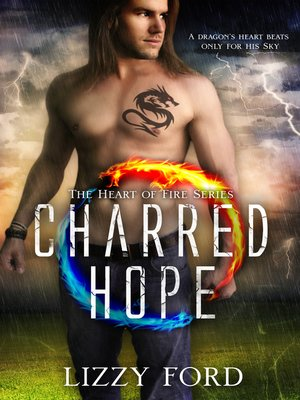 cover image of Charred Hope (#3, Heart of Fire)