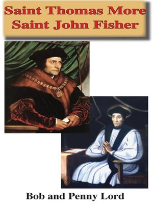 cover image of Saint Thomas More Saint John Fisher
