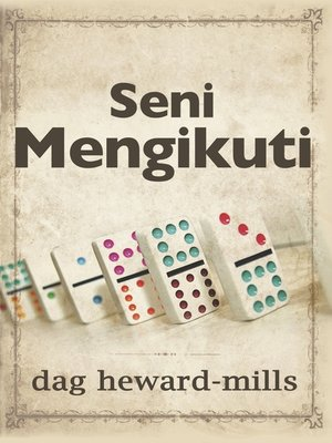 cover image of Seni Mengikuti