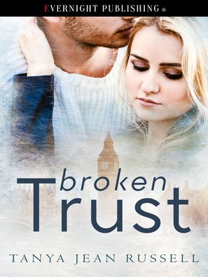 cover image of Broken Trust