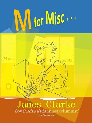 cover image of M for Misc...