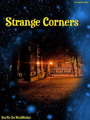 cover image of Strange Corners