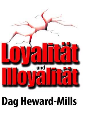 cover image of Loyalität und Illoyalität