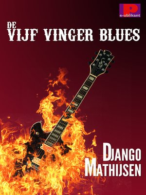 cover image of De vijf vinger blues