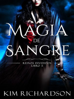 cover image of Magia de Sangre