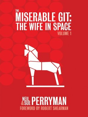 cover image of The Miserable Git