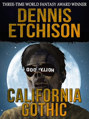 cover image of California Gothic