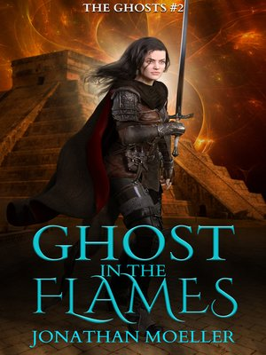cover image of Ghost in the Flames