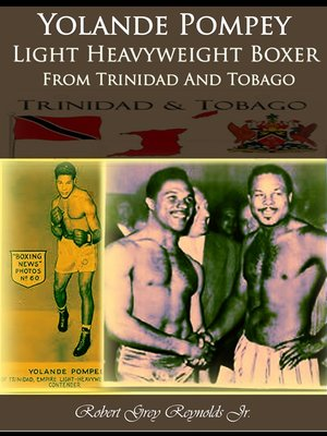 cover image of Yolande Pompey Light Heavyweight Boxer From Trinidad and Tobago