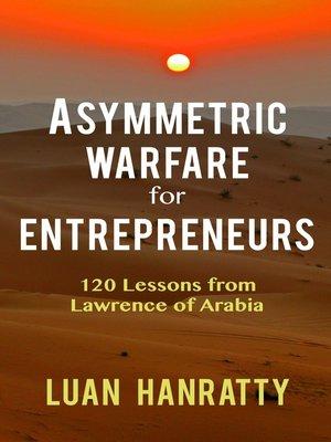 cover image of Asymmetric Warfare for Entrepreneurs