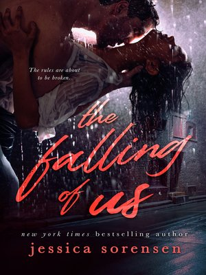 cover image of The Falling of You & Me