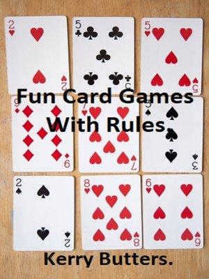 cover image of Fun Card Games With Rules.