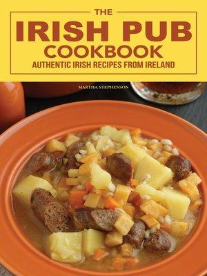cover image of The Irish Pub Cookbook
