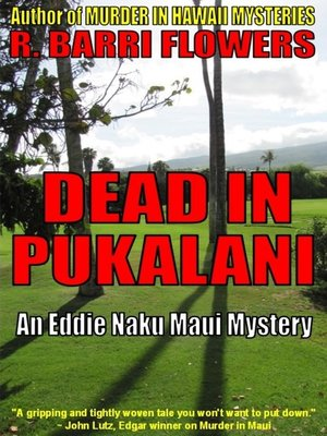 cover image of Dead in Pukalani (An Eddie Naku Maui Mystery)