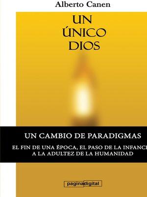 cover image of 1ed, Un único Dios