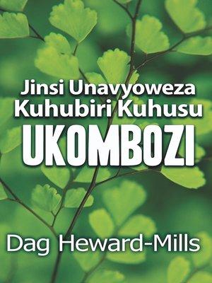 cover image of Jinsi Unavyoweza Kuhubiri Kuhusu Wokovu