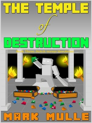 cover image of The Temple of Destruction, Book Three