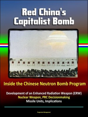cover image of Red China's Capitalist Bomb