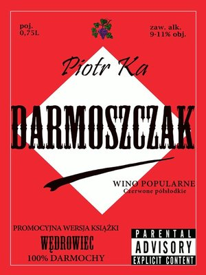 cover image of Darmoszczak (Polish Edition)