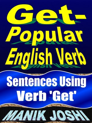 cover image of Get- Popular English Verb