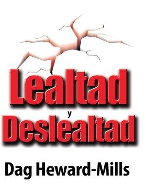 cover image of Lealtad y Deslealtad