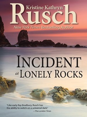 cover image of Incident at Lonely Rocks