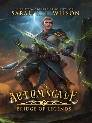 cover image of Autumngale