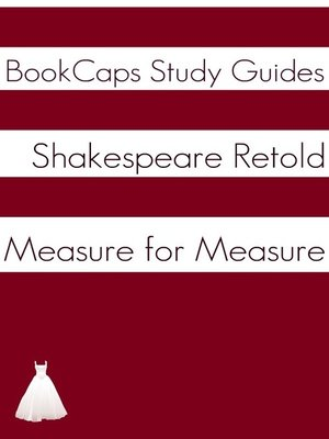cover image of Measure for Measure In Plain and Simple English (A Modern Translation and the Original Version)
