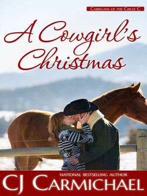 cover image of A Cowgirl's Christmas