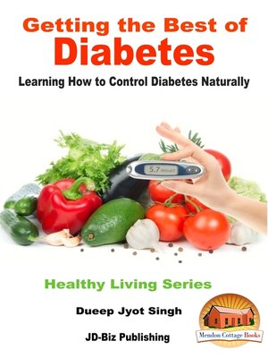 cover image of Getting the Best of Diabetes