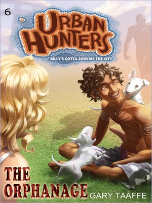 cover image of The Orphanage (Urban Hunters #6)