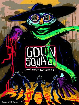 cover image of Goon Squad #11