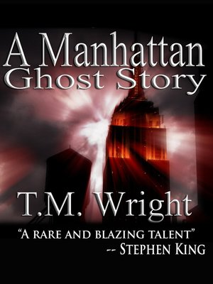 cover image of A Manhattan Ghost Story